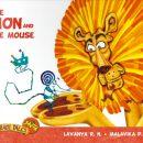 O leão e o camundongo