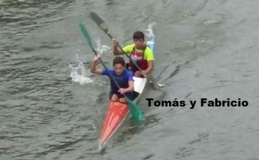 TOMAS Y FABRICIO