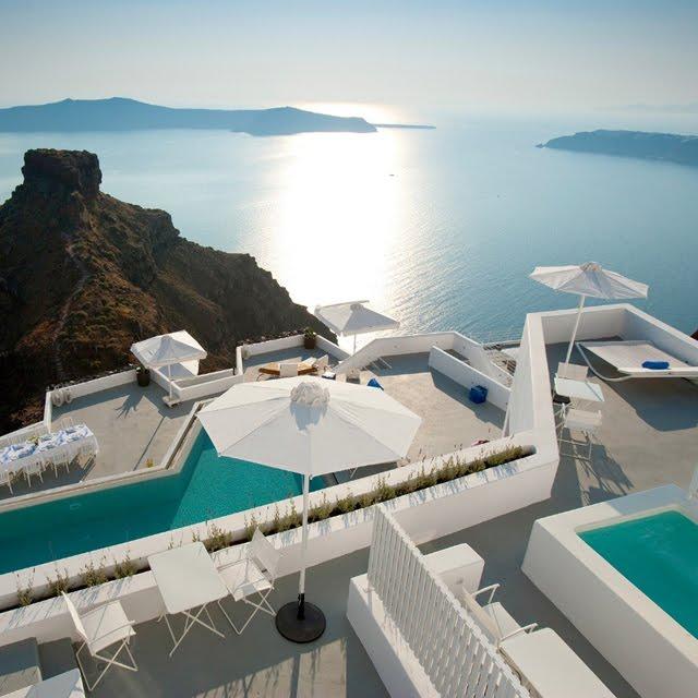 Santorini Grace Hotel, Greece