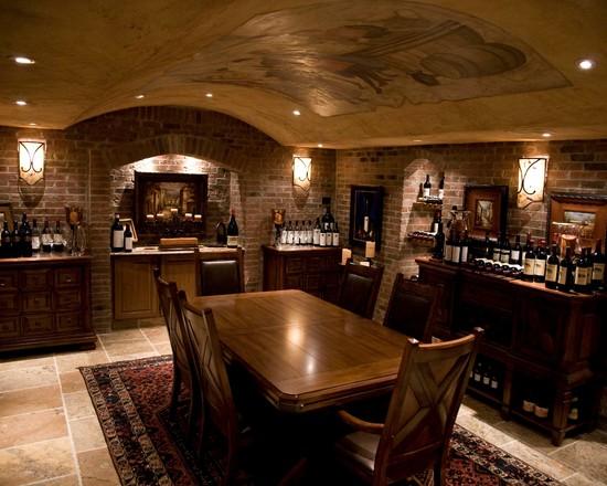 Wine Cellar Romance (Detroit)