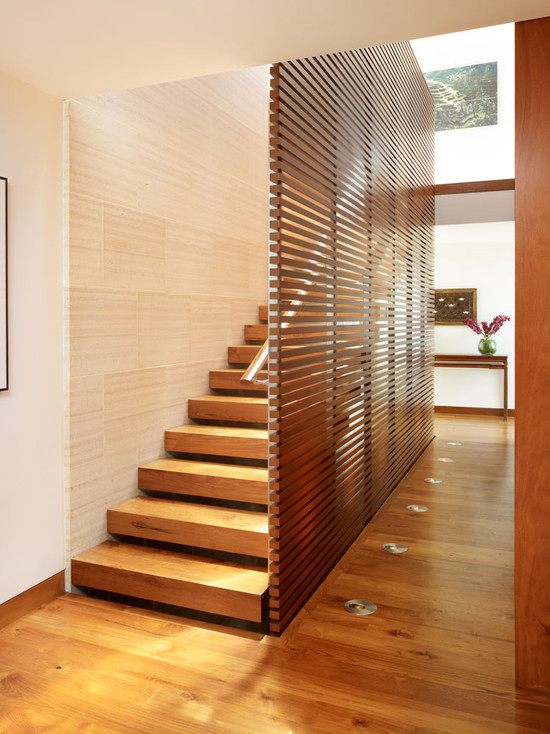 Wood Staircase (Los Angeles)