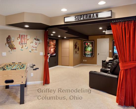 Westerville Ohio Basement Remodel (Columbus)