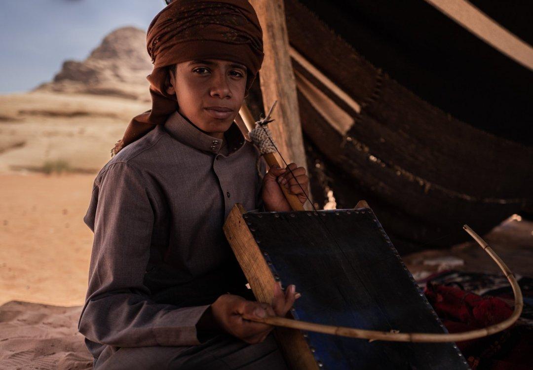 Wadi Rum Nomade