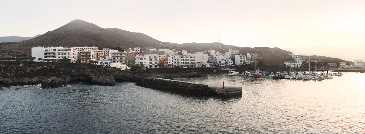 La Restinga is a fishing village at the southern tip of El Hierro.