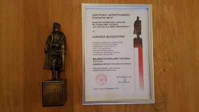 Permalink to:Nagroda im. gen. Stanisława Taczaka za osiągnięcia w sezonie 2015