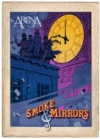 DVD: Arena Smoke and Mirrors, Photos from a live concert at Wyspianski Theatre, Katowice, Poland