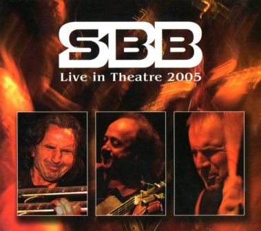 DVD: SBB Live in Theatre, photos from a live concert at Wyspianski Theatre, Katowice