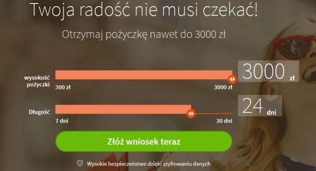 kredito24 pożyczka