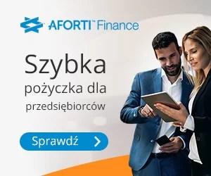 aforti pożyczka na firm