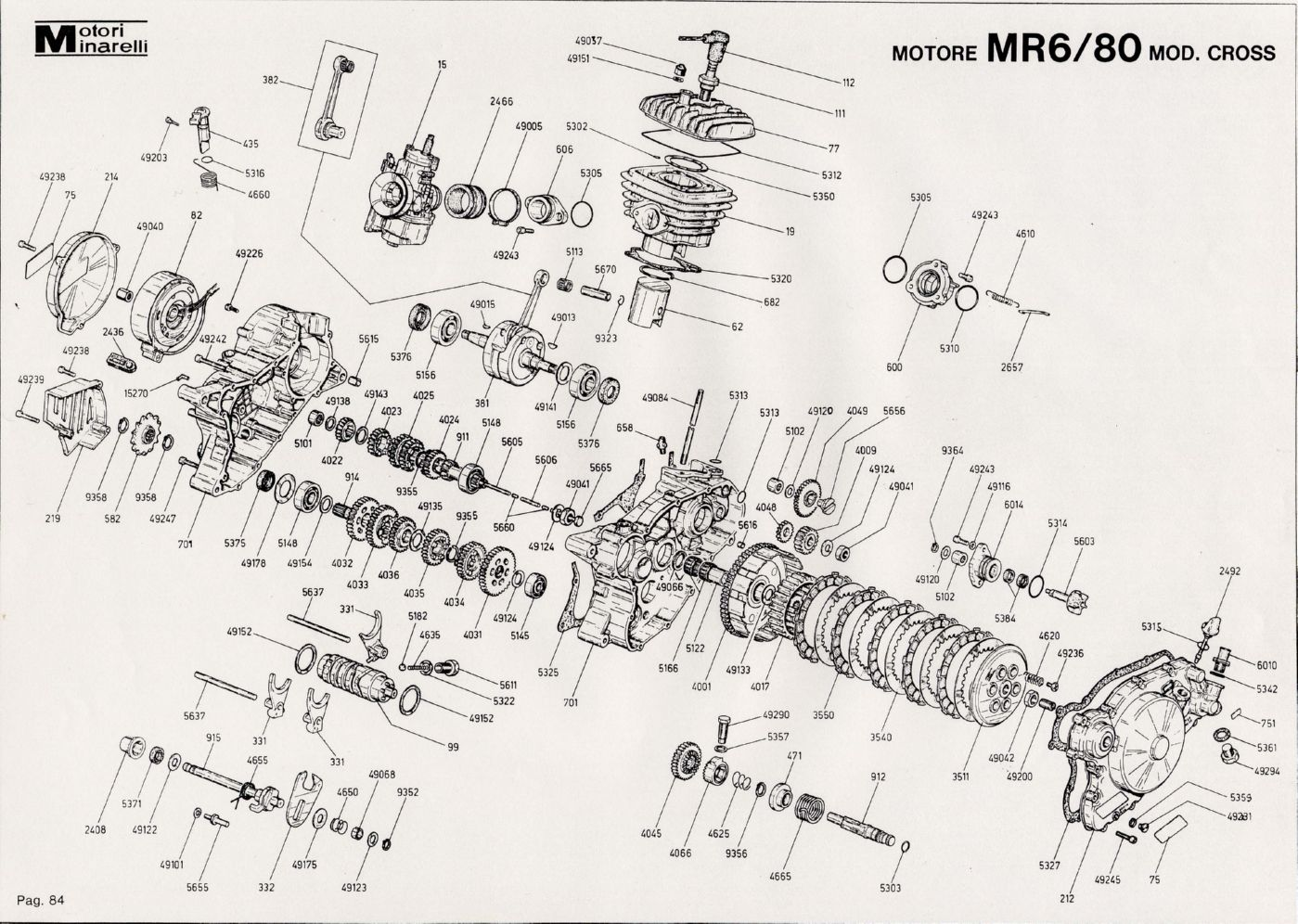 Pin By Carlo Capuco On Minarelli Am6 T