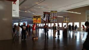 Dallas Exxxotica Protesters 2
