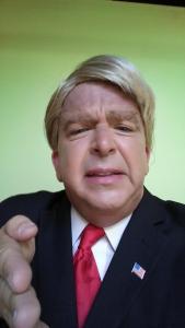 James Bartholet as Donald Trump