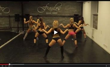 twerking dance