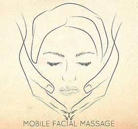 Mobile Facial Massage Logo