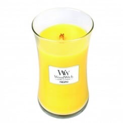 Cracking Summer Scents | WoodWick Candles Pineapple and Lemon Candles