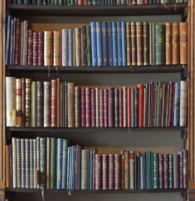 Flipping The Pages   What's On my Bookshelf May 2017