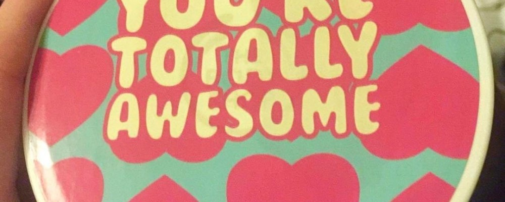 Mum! You're Totally Awesome | The Body Shop Leeds Briggate Mother's Day Event