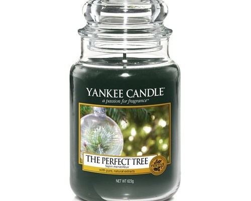 The Perfect Christmas Scent | Yankee Candle The Perfect Christmas Collection