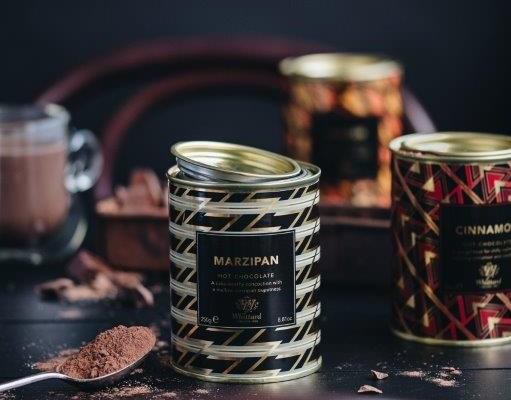 Sweet Like Chocolate   Whittard of Chelsea Marzipan Hot Chocolate