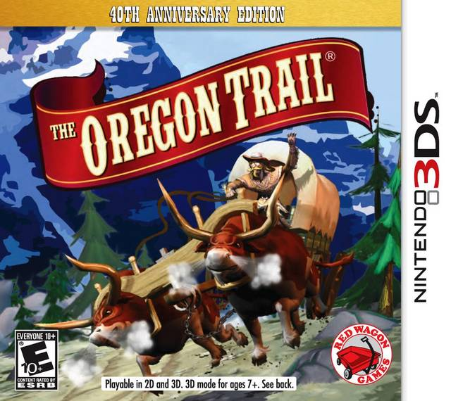 Oregon Trail 3DS Game