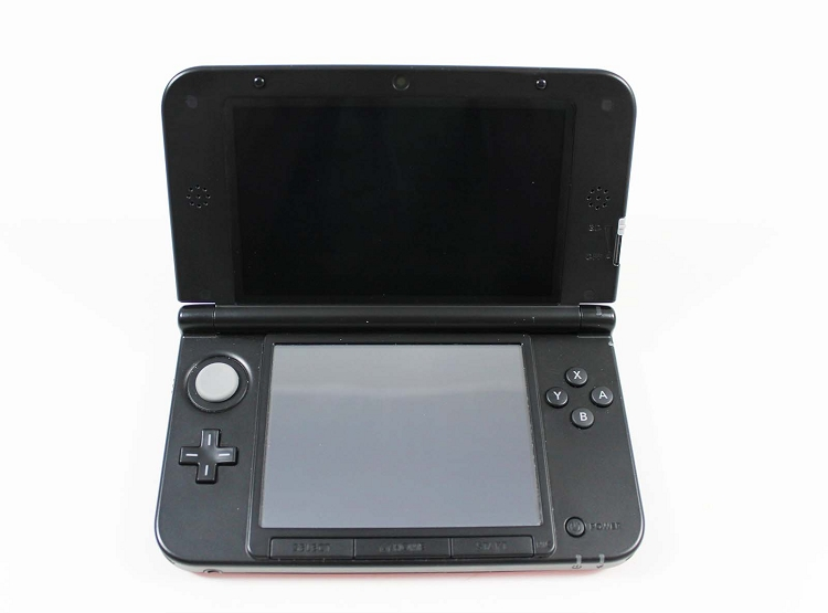 Nintendo 3DS XL Pokemon XY Red System