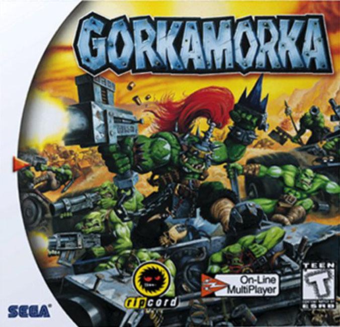 GorkaMorka Dreamcast Game