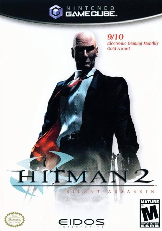 Hitman 2 Gamecube Game