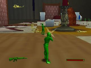 Army Men Sarges Heroes 2 Green Nintendo 64 Game