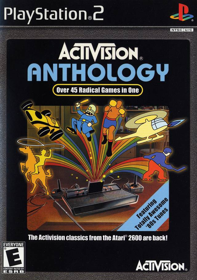 Activision Anthology Sony Playstation 2 Game