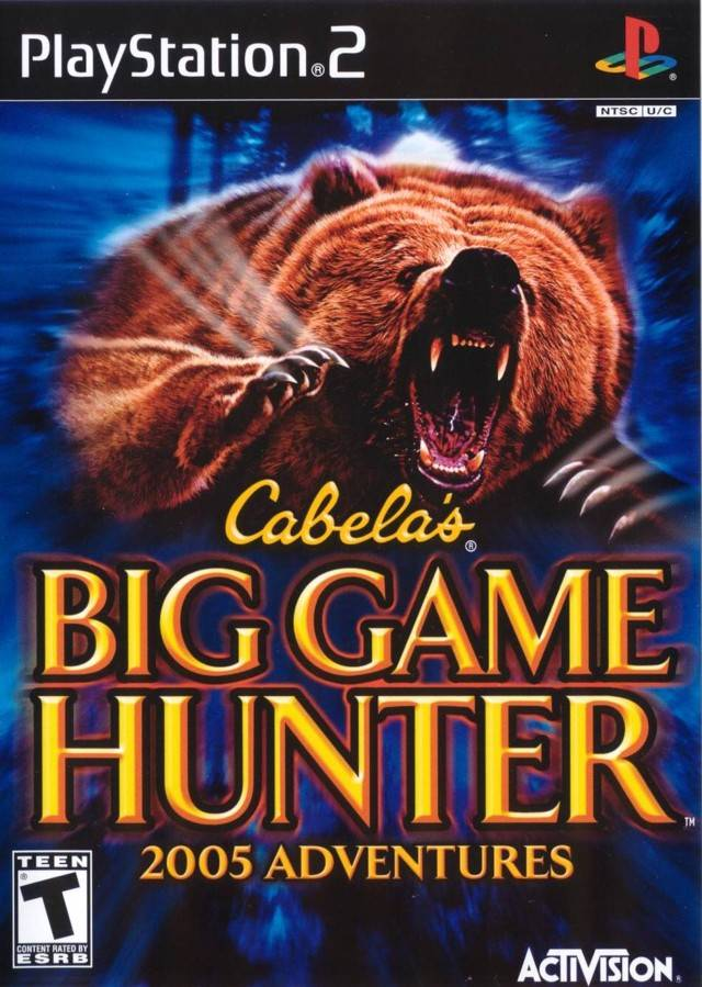 Big Game Hunter 2005 Adventures Sony Playstation 2 Game