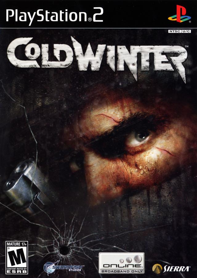 Cold Winter Sony Playstation 2 Game