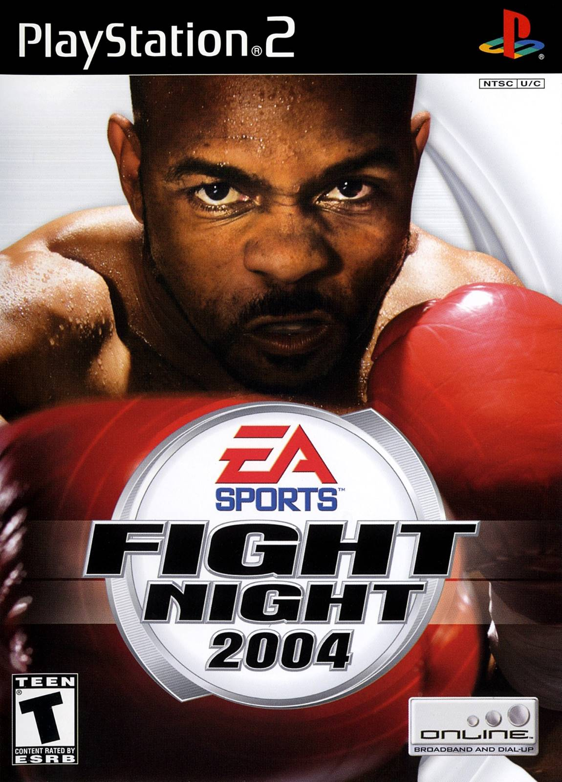Fight Night 2004 Sony Playstation 2 Game