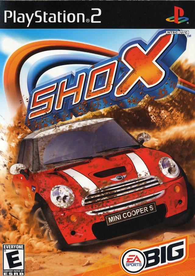 SHOX Sony Playstation 2 Game