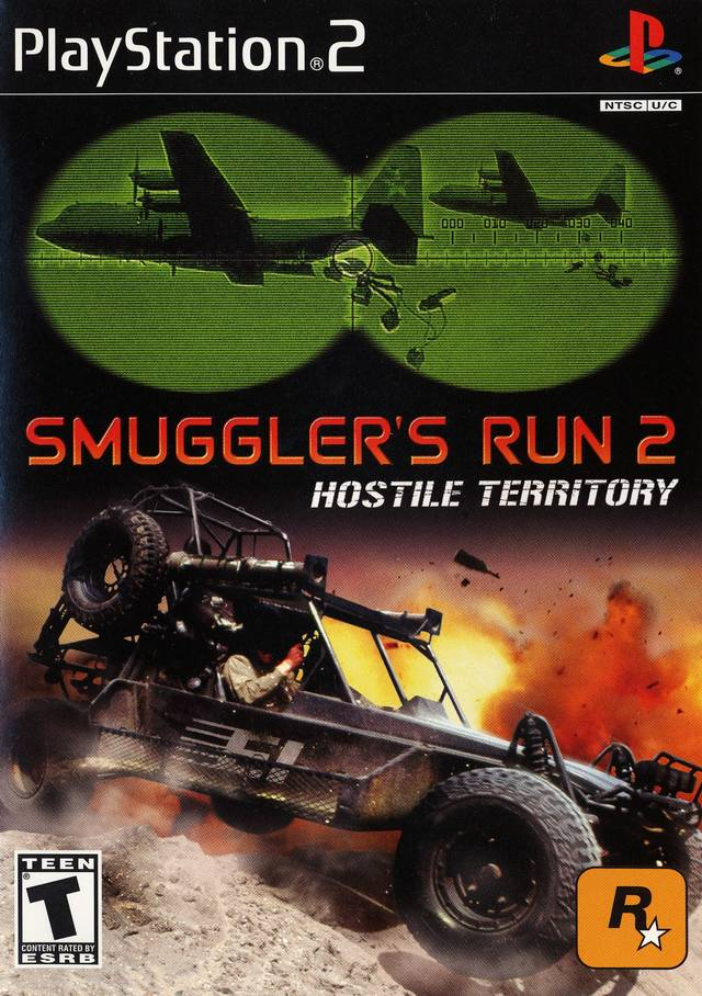 Smugglers Run 2 Sony Playstation 2 Game