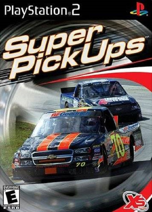Super Pickups Sony Playstation 2 Game