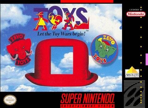 Toys SNES Super Nintendo