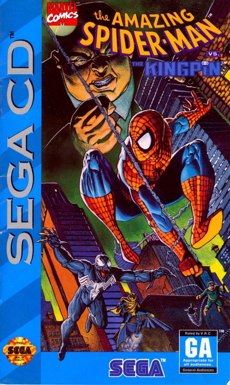 Amazing Xbox Man Spider Game 1
