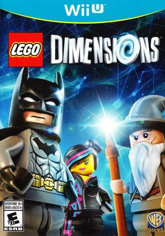 LEGO Dimensions Game Only   Nintendo Wii U Game
