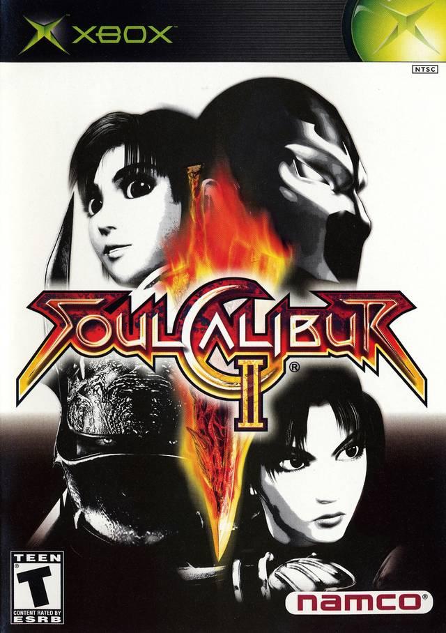 Soul Calibur 2 II Xbox