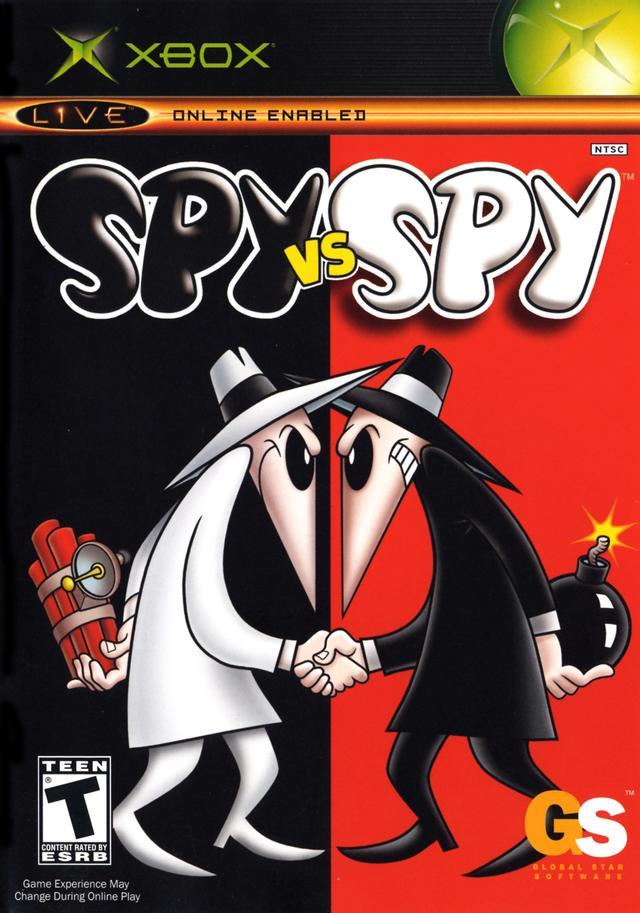 Spy Vs Spy Xbox