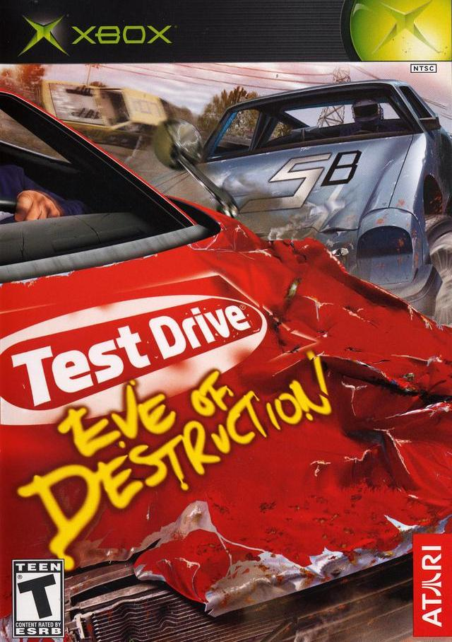 Test Drive Eve Of Destruction Xbox