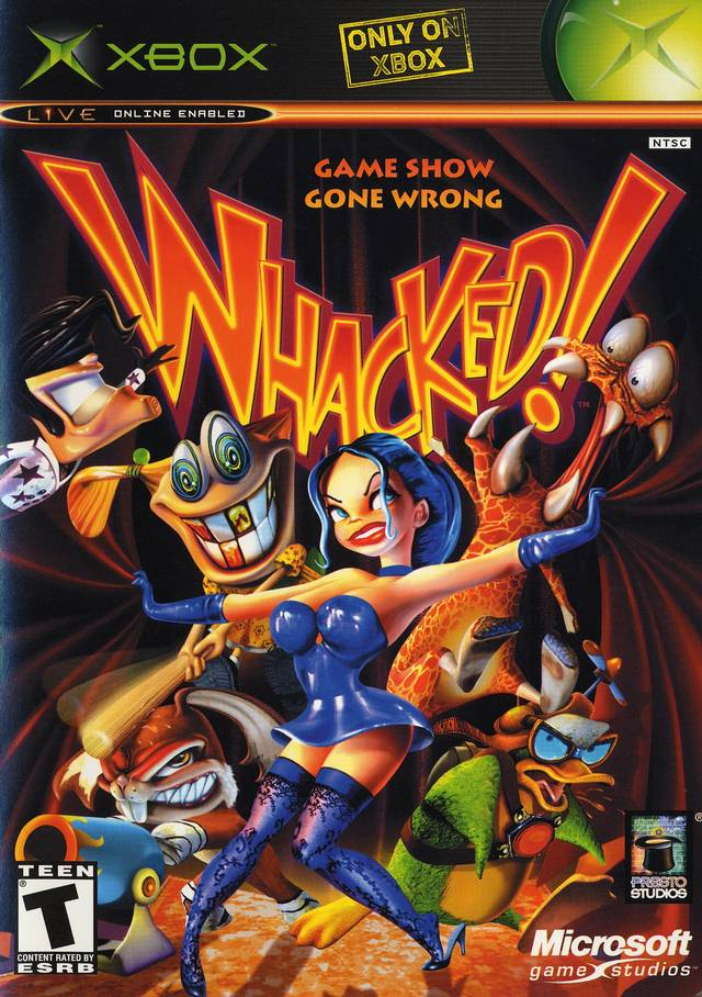 Whacked Xbox