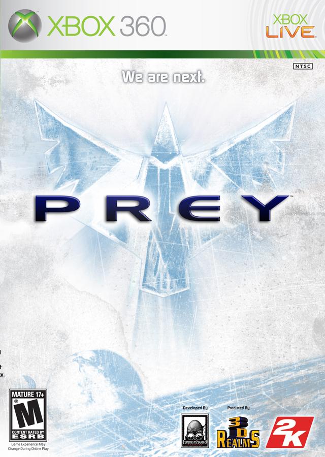 Prey Xbox 360 Game