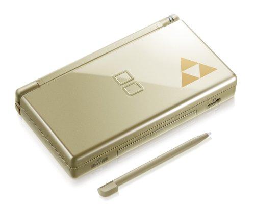 Nintendo DS Lite Gold Zelda Limited Edition System