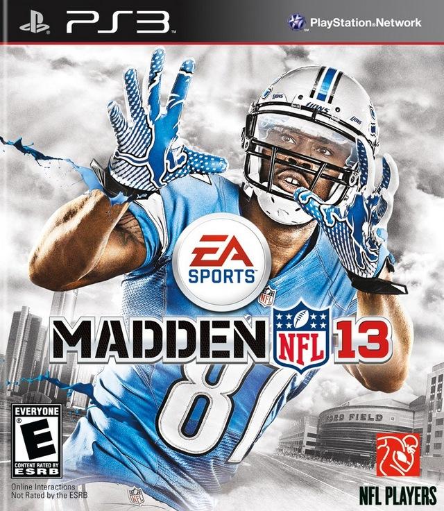 Madden NFL 13 Playstation 3 Game