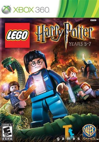 LEGO Harry Potter Years 5 7 Xbox 360 Game