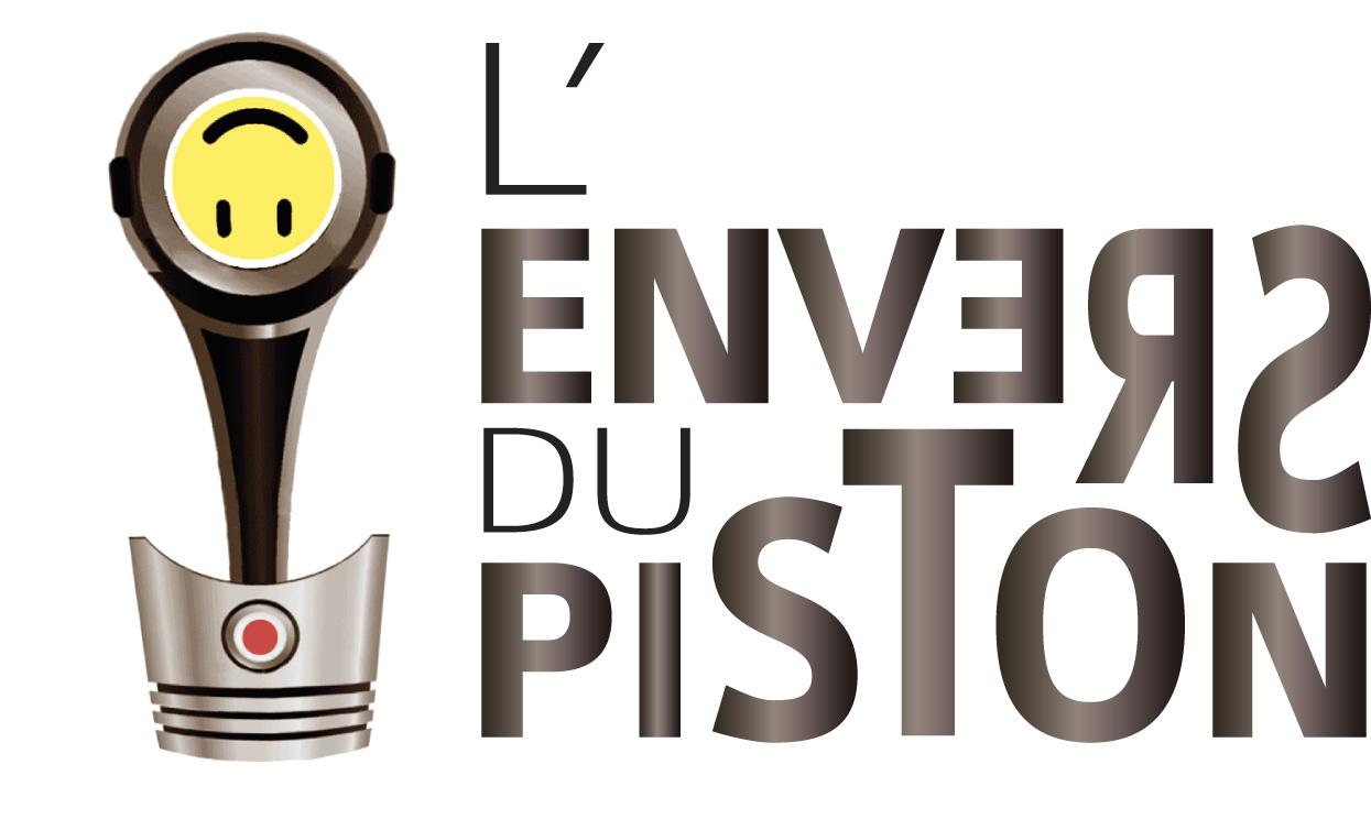 Logo L'envers du piston