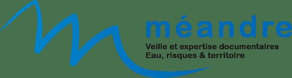 Logo Méandre - 2010