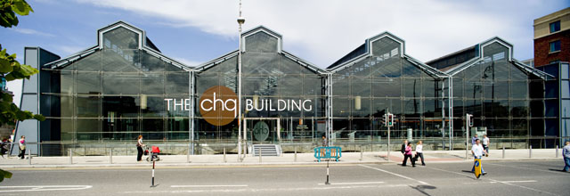 Exterior of CHQ building
