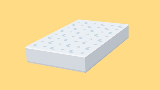 Firm Flat Waterproof Mattress